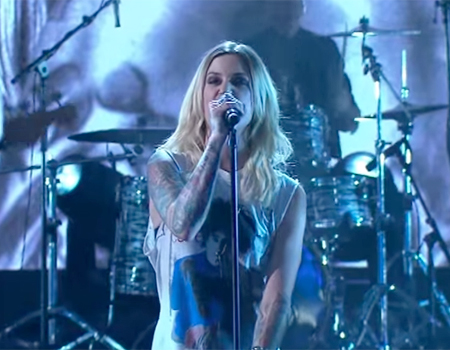 Gin Wigmore performs 'New Rush' at The X Factor NZ - Music, Video