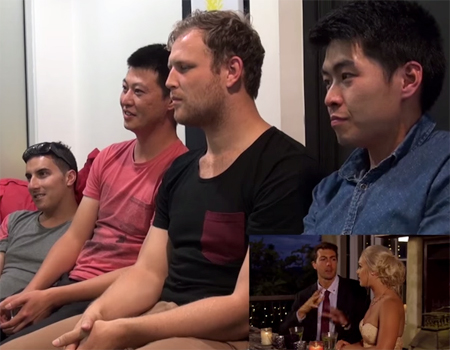 Guys React To The Bachelor NZ