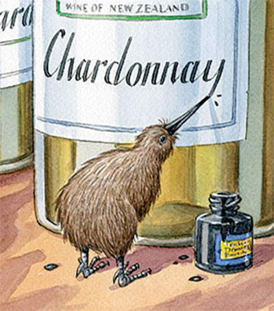 New Zealand Chardonnay Trounces Burgundy in Blind Test