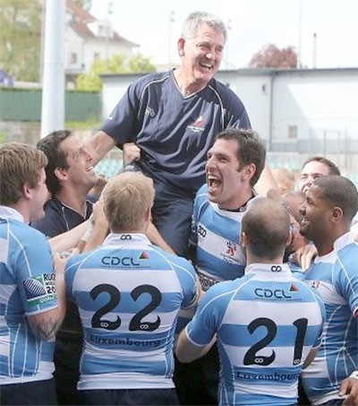 Rugby in Luxembourg Owes Big Debt to Marty Davis