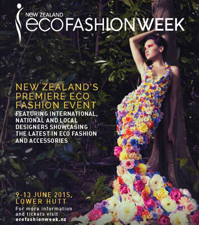 NZ Eco Fashion Week Launches in Lower Hutt