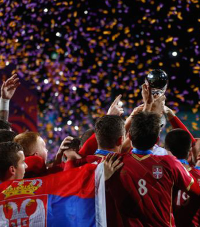 Serbia Win Fifa-U20 World Cup
