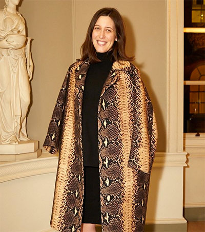 Emilia Wickstead Wins British Fashion Council Prize
