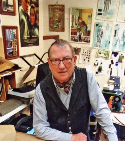 Family Pays Tribute to Dapper Tailor Peter Rigby