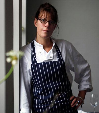 Anna Hansen Says It's Not Fun Boiling a Pig's Head