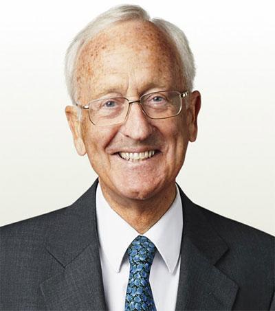 Diplomatic Businessman Sir John Buchanan