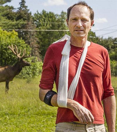 How Elk Farmer Thom Van Eeghen Became Canadian