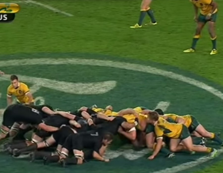Match Highlights – All Blacks vs. Australia, 41-13