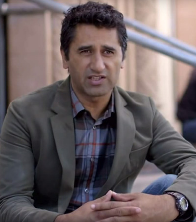 How Actor Cliff Curtis Avoids Playing 'Repetitive Stereotypes'