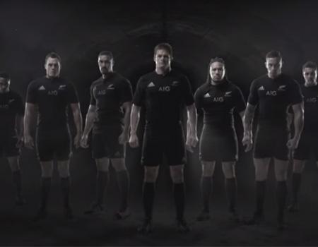 Force of Black – Adidas