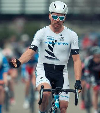 Patrick Bevin Signs Contract with Cannondale-Garmin