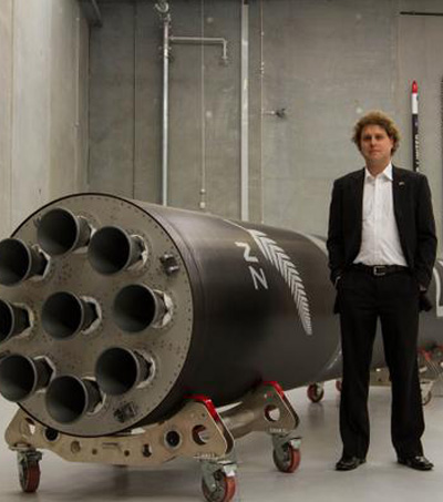 Rocket Lab Signs NASA Partnership