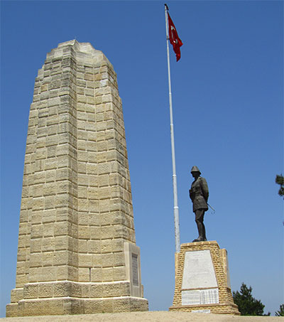 Chunuk Bair Battle Remembered