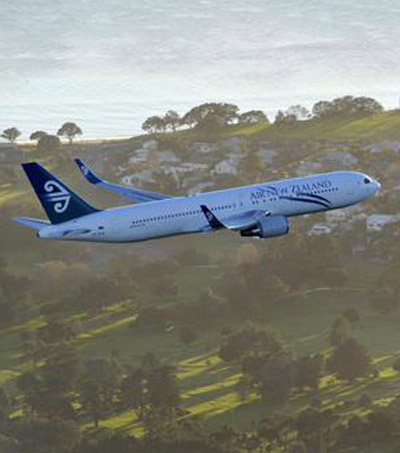 Air New Zealand's 'Sustainability Framework'