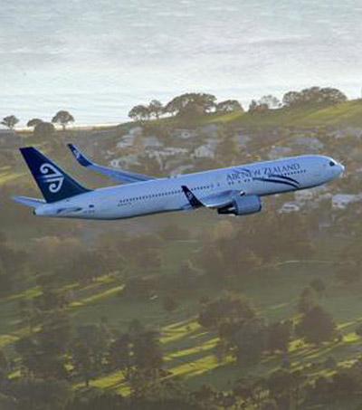 Air New Zealand's 'Sustainability Framework'
