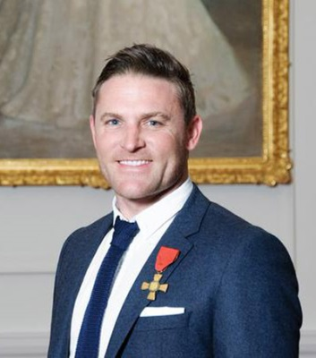 Brendon McCullum Honoured as New Zealand Order of Merit