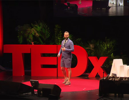 World's Biggest Waterslide: Jimi Hunt at TEDxAuckland