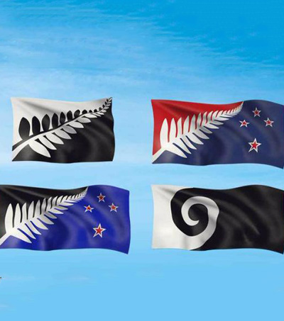 Final Designs for New Zealand's New Flag Chosen