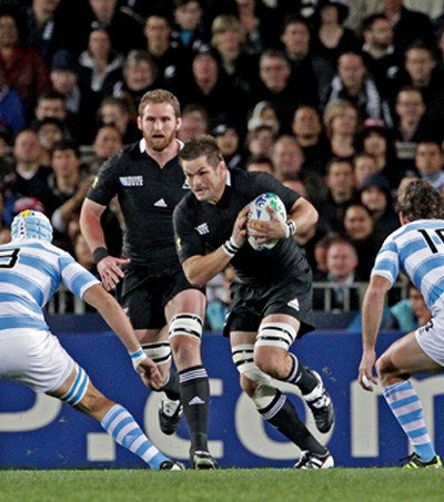 NZ – Rugby World Cup Breeding Ground
