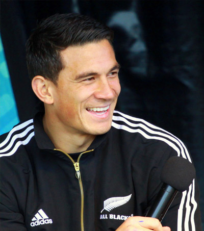 Steve Hansen Backs Sonny Bill Williams