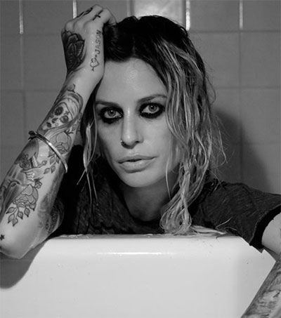 Writing New Album Therapeutic Says Gin Wigmore