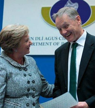 Coach Joe Schmidt Granted Irish Citizenship