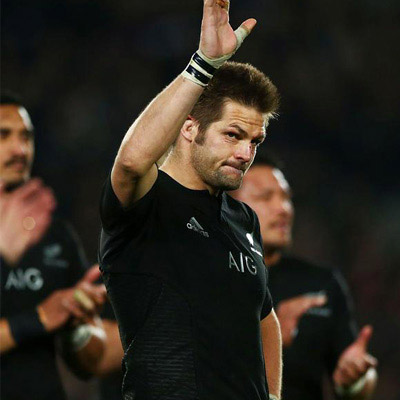 #180: Richie McCaw Most Powerful in Rugby Union