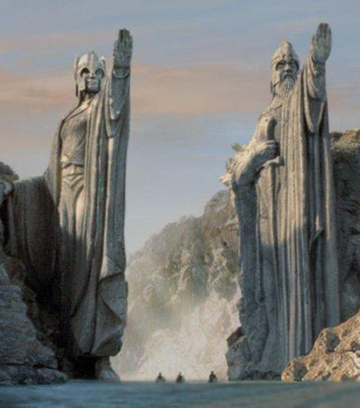 Real Life 'Lord of the Rings' Locations