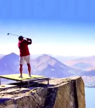 Golf's Toughest Par 3