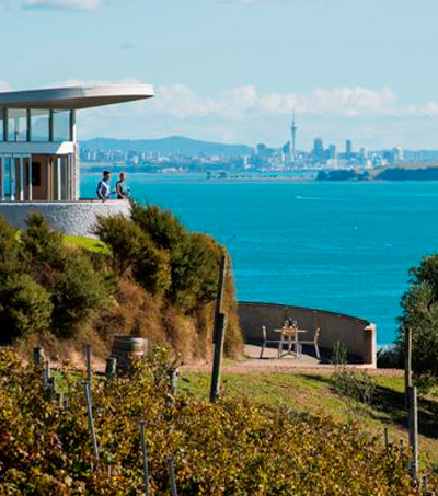 Waiheke Ranked Fourth Best Island