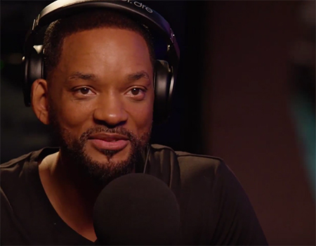 Will Smith talks to Zane on Beats 1
