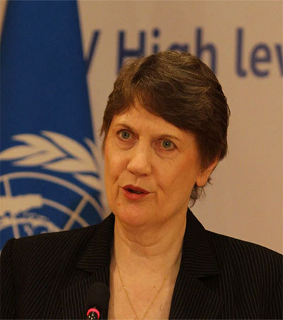 Helen Clark Comments on 70 Years of the UN