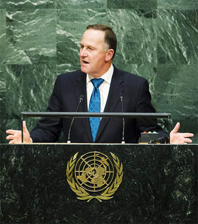John Key Talks Candidly with TIME