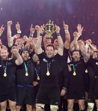 Magnificent All Blacks Beat Wallabies to Become First Team to Win Back-to-Back World Cups