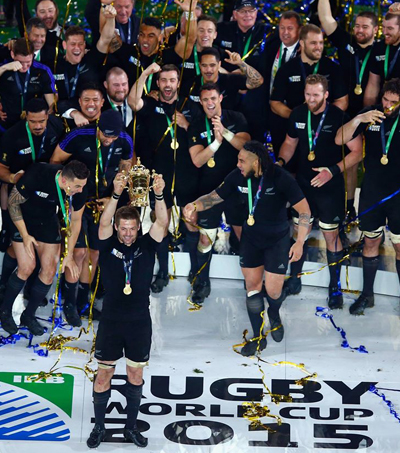 New Zealand's All Blacks: Rugby's All-Time Greats