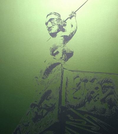 Jack Mclean to Exhibit at London's FLUX Contemporary Art Exhibition