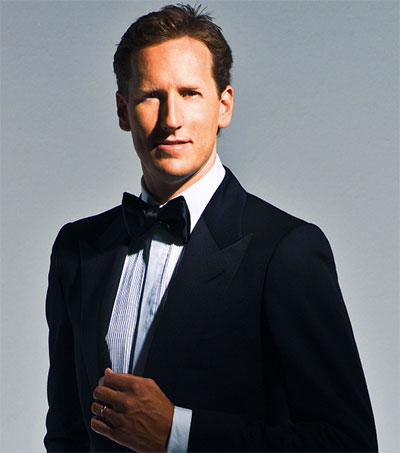 On the Road with Strictly Dancer Brendan Cole