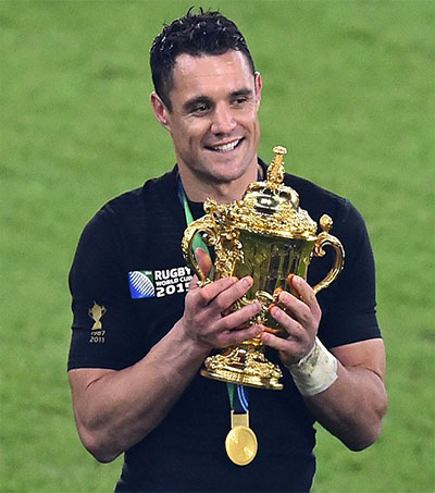 Dan Carter Says Future of NZ Rugby Bright