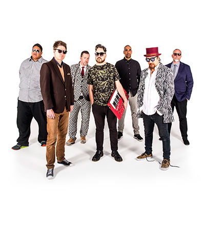Fat Freddy's Drop Go Techno on New Album