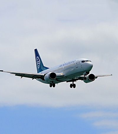 Air New Zealand Named World's Best Airline