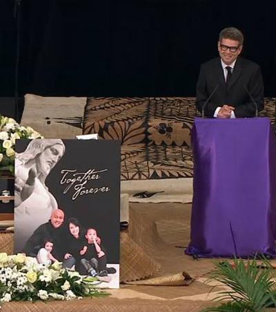 New Zealand Bids Farewell to Jonah Lomu