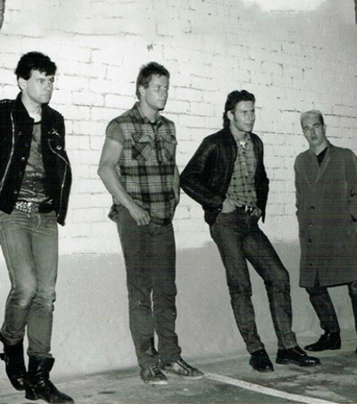Kiwi Band 'No Tag' Reissue Classic 1982 Album 'Oi, Oi, Oi'
