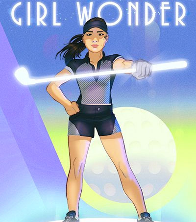 Marvel Gives Lydia Ko Comic Book Treatment