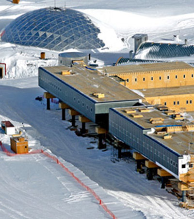 Antarctica shaping up as 21st century geopolitical hotspot