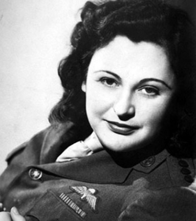 Badass Woman Nancy Wake