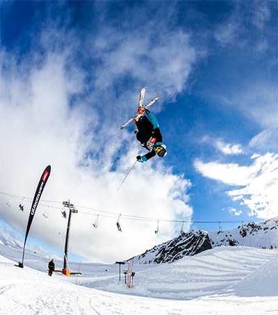 Freeskier Alec Savery Has the Best of Both Slopes