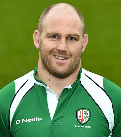 Ben Franks up for London Irish Challenge
