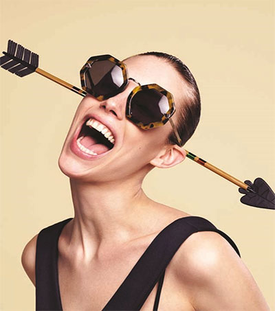 Queen of Eyewear Karen Walker Spearheads New Range