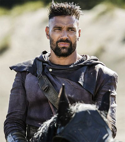 Manu Bennett and Jed Brophy Take up Noalath