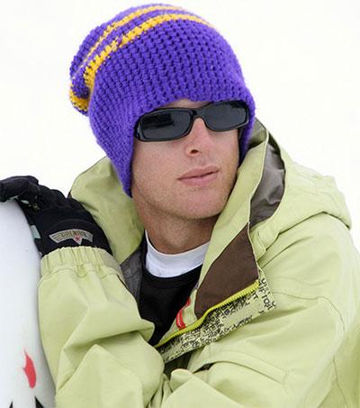 Snowboarder Nev Lapwood Wins Big Dragon's Den Deal